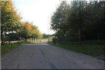 TQ6769 : The entrance to Cobham Hall by David Howard