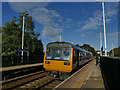 SE3110 : Pacer calling at Darton by Stephen Craven