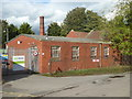 ST6672 : Cowhorn Hill Pumping station by Chris Allen