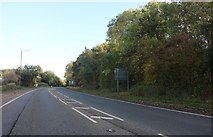 TQ7170 : Gravesend Road, Gadshill by David Howard