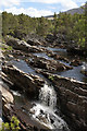 NH3963 : Waterfalls on the Black Water River by Ian Taylor