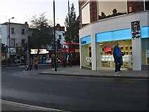 TQ3484 : Morning Lane at the junction of Mare Street by David Howard