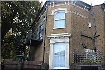 TQ3584 : House on Cassland Road, Homerton by David Howard