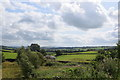 SD8063 : View south from Giggleswick school chapel by Bill Harrison