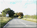 TL8521 : Entering Coggeshall Hamlet on the B1024 Kelvedon Road by Adrian Cable
