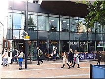 SE3033 : The Head of Steam, Albion Street, Leeds by Stephen Craven