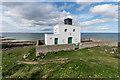 NU1735 : Bamburgh Lighthouse by Ian Capper
