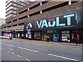 SP0787 : HMV Vault by Philip Halling