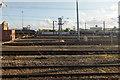 NZ2765 : Heaton Depot, Newcastle by Robin Webster