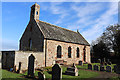 NT5572 : Morham Parish Kirk by Anne Burgess
