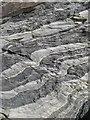 SW5842 : Deformed turbidites by Jonathan Wilkins