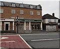 SO4383 : Shepherd Hills Furniture shop, Shrewsbury Road, Craven Arms by Jaggery