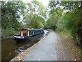 SJ2541 : Osney on the Llangollen Canal by Gerald England