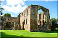 SJ7314 : The ruins of Lilleshall Abbey by Jeff Buck