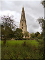 SP8850 : The Church of St Peter and St Paul, Olney by David Dixon