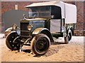 TL4545 : IWM Duxford, Morris Cargo Vehicle R Type 4x2 by David Dixon