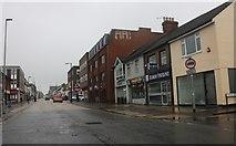 SU1484 : Commercial Street, Swindon by David Howard