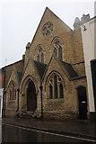SU3987 : Wantage Baptist Church by David Howard