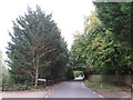 TQ3961 : Layhams Road, near New Addington by Malc McDonald