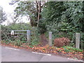 TQ3960 : NCN21 near New Addington by Malc McDonald
