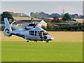 TL4545 : Eurocopter Helicopter M-XHEC at Duxford Airfield by David Dixon