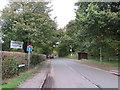 TQ3759 : Chelsham Road, near Warlingham by Malc McDonald