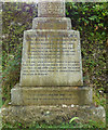 NS1682 : Gravestone of Elizabeth Blackwell MD by Thomas Nugent