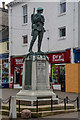 SD5192 : Kendal : War Memorial by Lewis Clarke