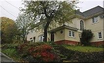 SU2283 : House on City Corner, Hinton Parva by David Howard