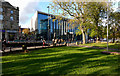 NZ2464 : Building of Newcastle University by Trevor Littlewood