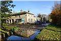 NJ5630 : Wardhouse Home Farm by Anne Burgess