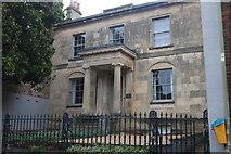 SU6089 : St Nicholas House on High Street, Wallingford by David Howard