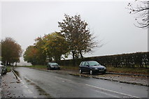 SU4489 : Reading Road, West Hendred by David Howard