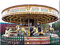 SU4396 : R. Woodford & Sons Carousel, Millets Farm Centre by Vieve Forward