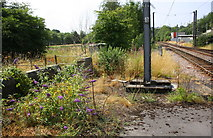 SE1537 : View from SW end of Platform 4 of Shipley Station by Luke Shaw