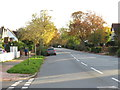 TQ3868 : Wickham Way, near Beckenham by Malc McDonald