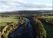 NH5043 : Over the River Beauly by Craig Wallace