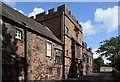 NY3955 : Deanery and Prior's Tower, Carlisle by Bill Harrison