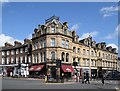 NY4055 : The County Hotel, Botchergate, Carlisle by Bill Harrison