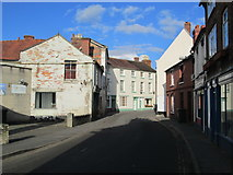 SJ5128 : Wem High Street by David Weston