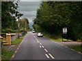 Q9808 : N23 passing Cloghan Lodge by David Dixon