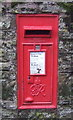 SO5072 : George VI postbox on the B4361, Overton by JThomas