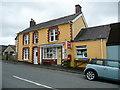 SN5230 : Community village shop, Brechfa by Humphrey Bolton