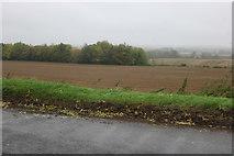 SU2684 : Fields by Idstone Road, Ashbury by David Howard