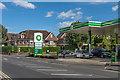 TQ1656 : Petrol Station by Ian Capper