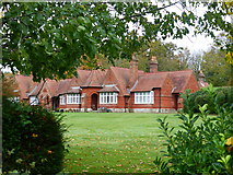 SZ5193 : Almshouses, Whippingham, Isle of Wight by Ruth Sharville