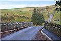 NT4052 : Refurbished Kilcoulter Bridge by Jim Barton