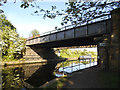 SE3729 : A642 crossing the Aire and Calder Navigation by Stephen Craven