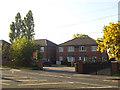 SE4125 : St James Court, Castleford by Stephen Craven