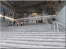 SP0686 : Entrance to New Street Station, Birmingham by Chris Allen